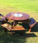 round-cooler-table