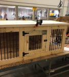 kennel build